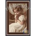 Молитва Раскраска по номерам на холсте Hobbart