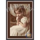 Молитва Раскраска по номерам акриловыми красками на холсте Hobbart