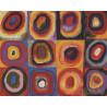 Цветной эскиз Алмазная вышивка мозаика на подрамнике GF297