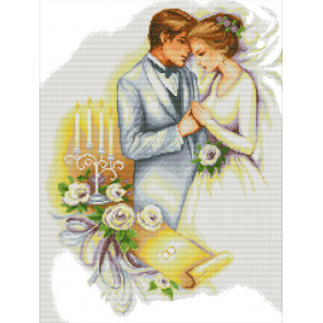 Свадьба Набор для вышивания RA195