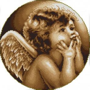 Милый ангел Набор для вышивания R265