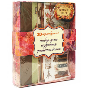 коробка Сокровище Набор для создания альбома Белоснежка