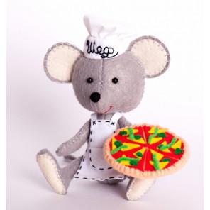 Мастер пиццы Набор для создания игрушки своими руками