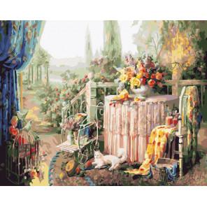 Спокойствие дня Раскраска картина по номерам на холсте