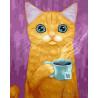 Вкусный чай Раскраска картина по номерам на холсте GX28600