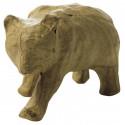 Панда Фигурка мини из папье-маше объемная Decopatch AP151