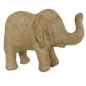 Слоненок Фигурка мини из папье-маше объемная Decopatch AP152
