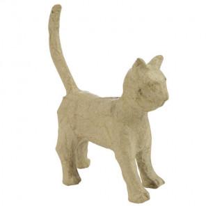 Котенок Фигурка мини из папье-маше объемная Decopatch AP154