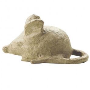 Мышь Фигурка мини из папье-маше объемная Decopatch AP162