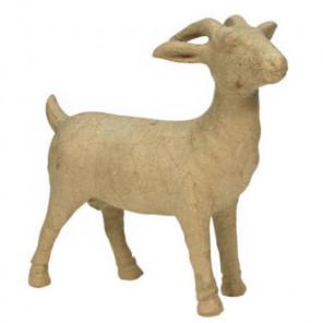 Коза Фигурка большая из папье-маше объемная Decopatch MA019