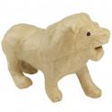 Лев Фигурка маленькая из папье-маше объемная Decopatch SA130