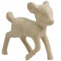 Олененок Фигурка маленькая из папье-маше объемная Decopatch SA159