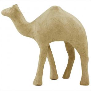 Верблюд Фигурка маленькая из папье-маше объемная Decopatch SA167
