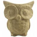 Сова Фигурка из папье-маше маленькая объемная Decopatch SA169