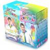 Цветные червяки и лизуны Набор для опытов Юный химик