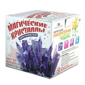 Магические кристаллы Малый набор для экспериментов 501