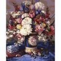 Итальянская ваза (художник Максин Джонстон) Раскраска по номерам Plaid