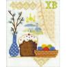 Пасхальное утро Набор для вышивания Риолис 962