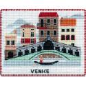 Венеция. Столицы мира Набор для вышивания на магнитной основе Овен