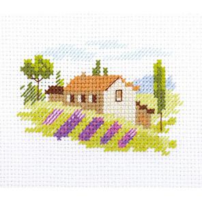 Тоскана Набор для вышивания Алиса 0-158