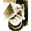 Держи меня за руку Набор для вышивания