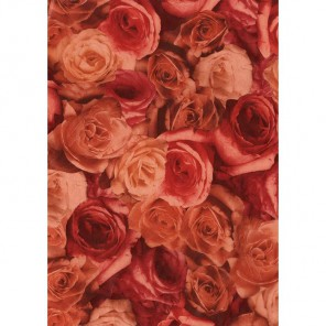 Розы коричневые 572 Бумага для декопатча Decopatch