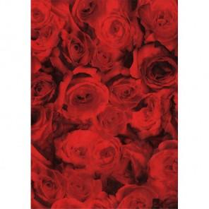 Розы красные Бумага для декопатча Decopatch