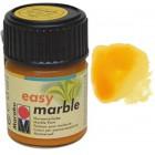 21 Желтый Краски для марморирования Marabu-easy marble