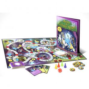 Алиса в стране чудес Настольная игра 7954