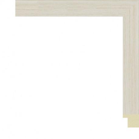 Белый орех Рамка для картины на подрамнике N105