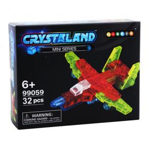 Самолет Конструктор мини 99059