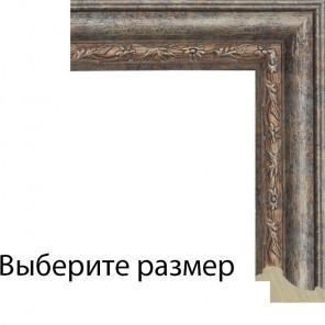 Выберите размер Римский свиток Рамка для картины на картоне N137