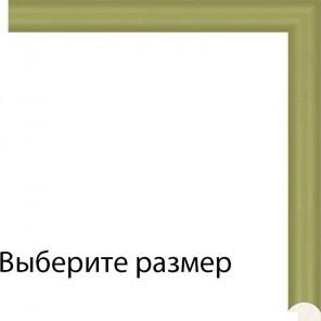 Выберите размер Светло-зеленая Рамка для картины на картоне N155