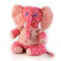 Слоненок Фантик Набор для создания игрушки своими руками П-115