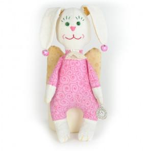 Зайка-Ангел Набор для создания игрушки своими руками ПА-303