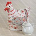 Курица Набор для создания грелки на чайник своими руками