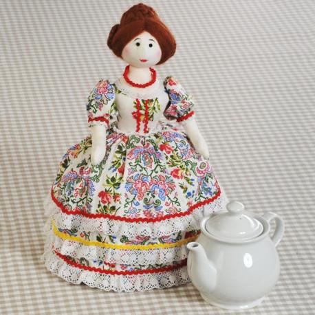 Барыня Набор для создания грелки на чайник своими руками ПГЧ-1104