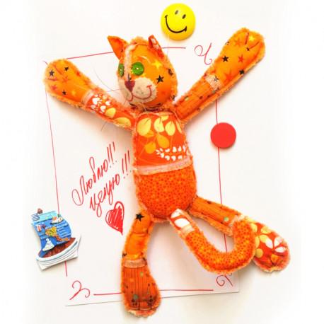 Мартовский кот Набор для создания игрушки своими руками ПМ-801