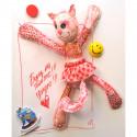 Кошечка Набор для создания игрушки своими руками ПМ-802