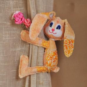 Пасхальный кролик Набор для создания игрушки своими руками ПМ-804
