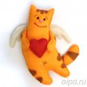 Васька влюбился Набор для создания игрушки своими руками