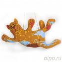 Кот - ловец снов Набор для создания игрушки своими руками