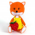 Лисичка Набор для создания игрушки своими руками