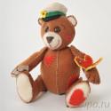 Влюбленный Миша Набор для создания игрушки своими руками