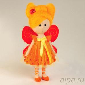 Фея-Бабочка Набор для создания игрушки своими руками