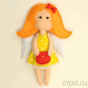 Модница Ангелочки Набор для создания игрушки своими руками