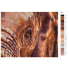 схема Мудрый слон Раскраска по номерам на холсте Живопись по номерам