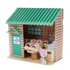 Пекарня 3D Пазлы Zilipoo 571-D