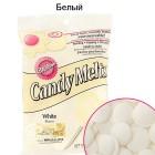 Белый цвет Тающая конфетка Candy Melts Wilton ( Вилтон )