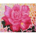 Лепестки роз Раскраска по номерам на холсте Z-GX22596